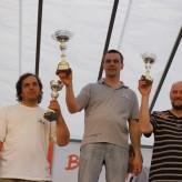 Martin Vondrák v cíli ECCE HOMO 2011